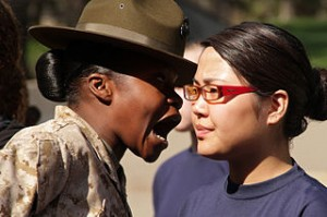 US Marine Corps jobs for women